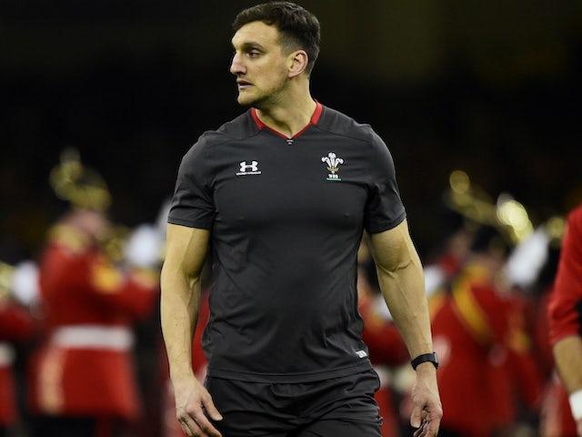 Sam Warburton gives positive fitness update on Dan Biggar