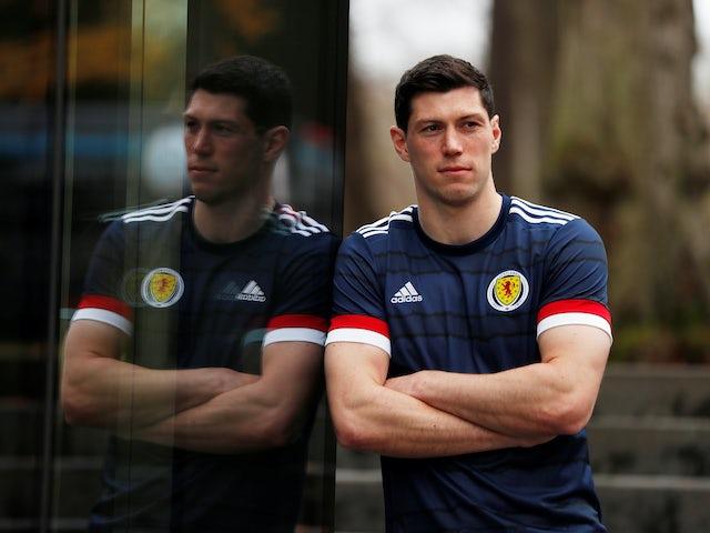 Scott McKenna: 'Scotland went down fighting against Slovakia'