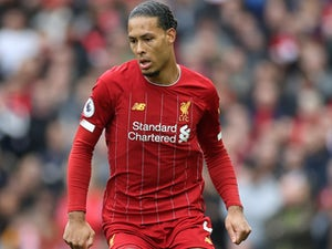 Jimenez names Van Dijk as his best opponent