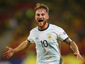 Brighton's Alexis Mac Allister named in Argentina squad for World Cup qualifiers