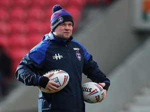Chris Chester: 'Wakefield will consider going into lockdown after more positive tests'