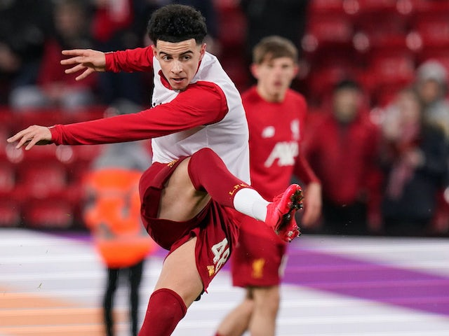 Curtis Jones signs new long-term Liverpool contract