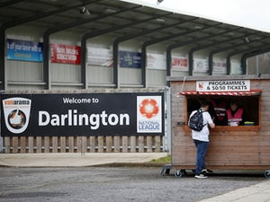 Darlington chief confident club could survive total shutdown of football