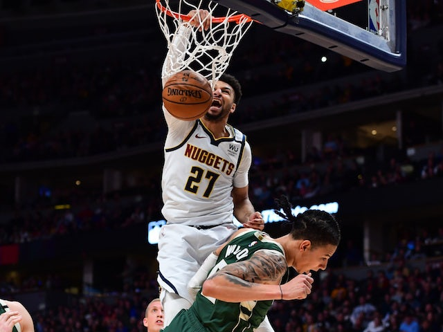 NBA roundup: Milwaukee Bucks lose third game in a row at Denver Nuggets