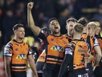 Result: Derrell Olpherts treble propels Castleford up to second in Super League