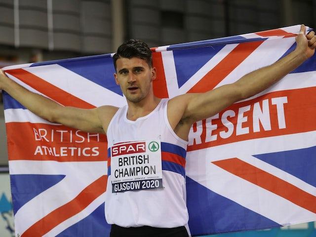 Coronavirus latest: Team GB runner Learmonth calls for Olympics postponement