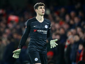 Kepa 'fears being priced out of Chelsea exit'