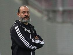 Wolverhampton Wanderers manager Nuno Espirito Santo pictured on March 12, 2020