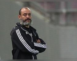 Nuno Espirito Santo looking forward to Sevilla challenge
