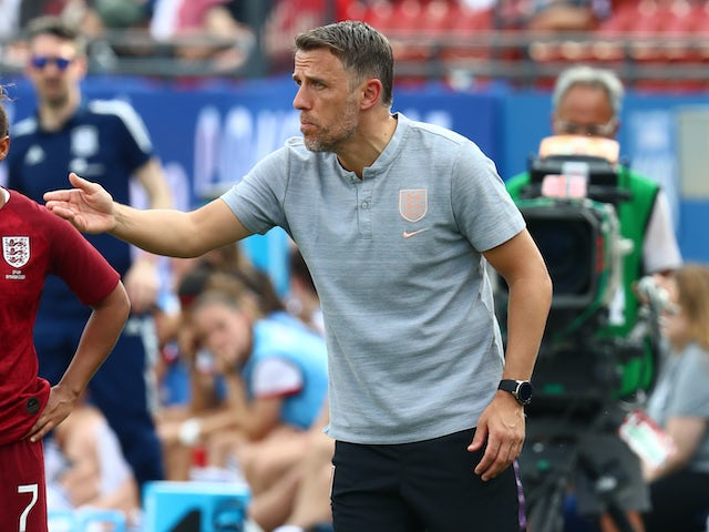 Phil Neville 'set to take charge of Inter Miami'