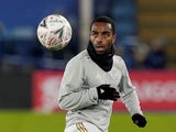 Leicester City full-back Ricardo Pereira pictured in March 2020