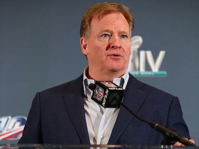 Coronavirus latest: NFL draft to take place as planned next month
