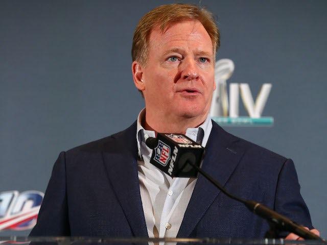 Jaguars select Trevor Lawrence with first NFL Draft pick