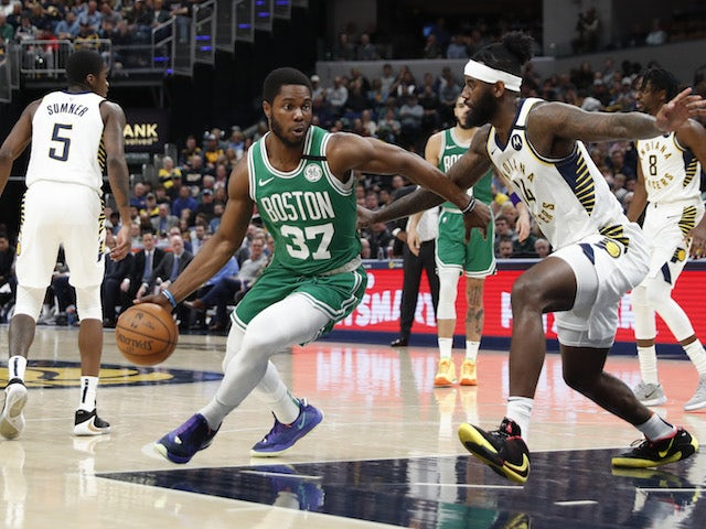 NBA roundup: Boston Celtics hold on to beat Indiana Pacers despite late scare