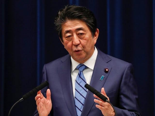 Japan Prime Minister Shinzo Abe hopeful Olympics will go ahead