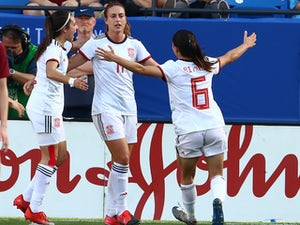 England beaten by Spain as SheBelieves Cup defence ends