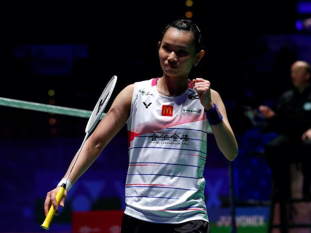 Result: Tai Tzu-ying wins third All England Championships title in four years