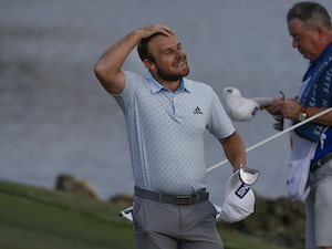 Tyrrell Hatton shares lead heading into final round