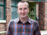 Andy Whyment as Kirk Sutherland in Coronation Street