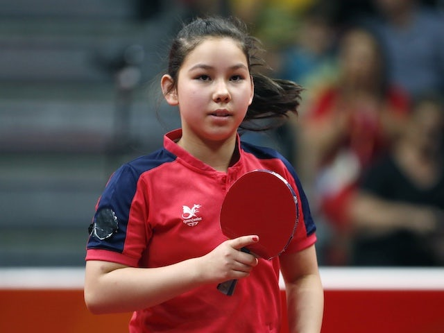 Coronavirus latest: Table tennis prodigy Anna Hursey unable to return to China