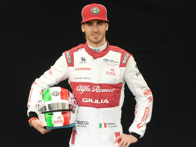 Alfa prefers Giovinazzi over Schumacher for 2021