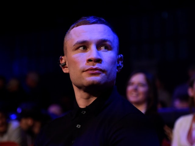 Carl Frampton out to become Ireland's first three-weight world champion