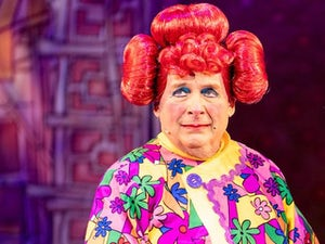 Biggins: 'Barbara Windsor very comfortable and happy'