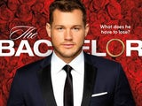 Colton Underwood in a promo poster for The Bachelor
