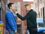 Ryan and Gary face off in Coronation Street in September 2019