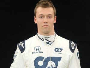 Kvyat explains why he refused to kneel