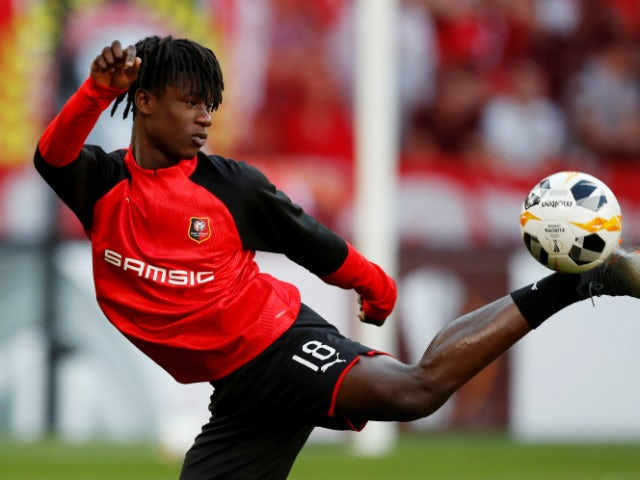 Liverpool 'lining up £46m Eduardo Camavinga approach'