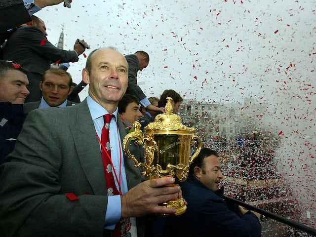 A look at how Clive Woodward steered England to World Cup glory in 2003