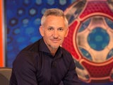 Match of the Day host Gary Lineker