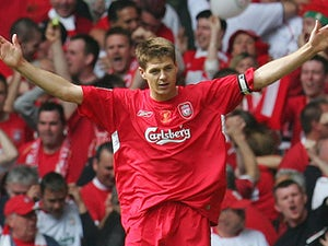 Steven Gerrard's ultimate XI to celebrate 40th birthday