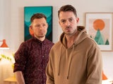 Hollyoaks' Darren and Kris, week 12 2020