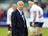 Ian McGeechan pictured in March 2012