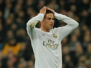 Real Madrid 'ready to sell James Rodriguez'