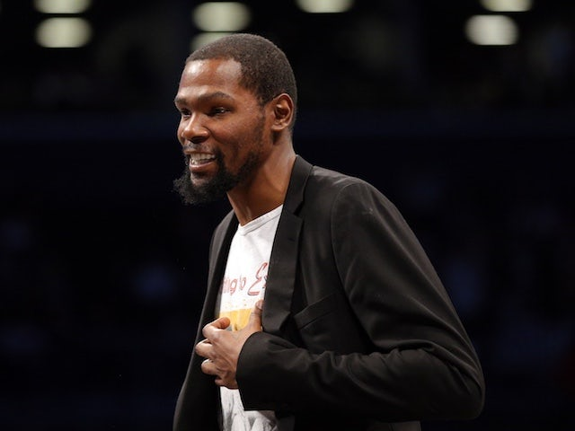Coronavirus: Kevin Durant one of four Brooklyn Nets players to test positive