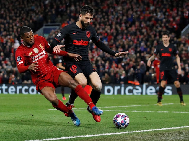 Inter Milan 'lining up Georginio Wijnaldum bid'
