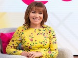 Lorraine Kelly of the TV show Lorraine