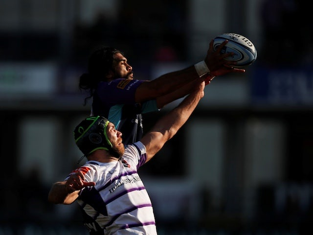 Worcester lock Michael Fatialofa discharged from hospital after spinal injury
