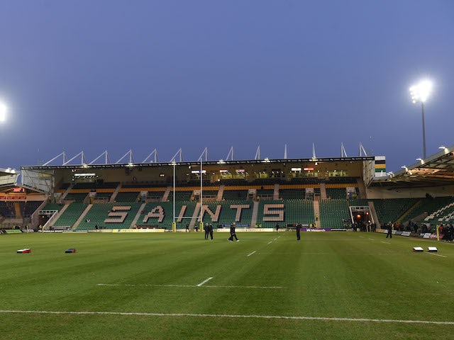 Tom James: 'Joining Northampton Saints from Doncaster a no-brainer'