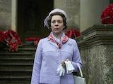 Olivia Colman stars as Queen Elizabeth II in season three of The Crown