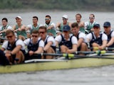 Oxford and Cambridge face off in the Boat Race in April 2019
