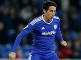 Peter Whittingham in action for Cardiff City in October 2016