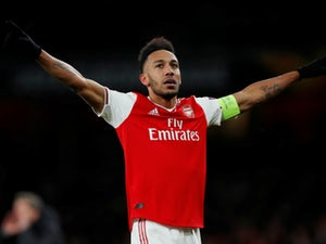 Chelsea end interest in Aubameyang?