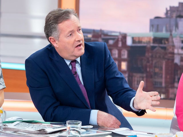 Piers Morgan unapologetic over heated government interviews on GMB