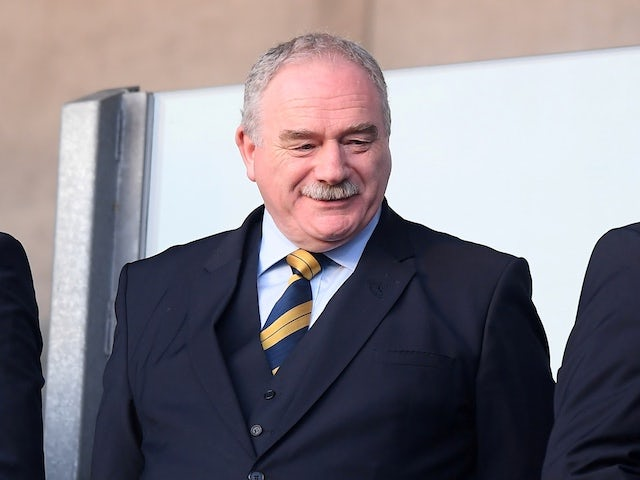 Scottish football below Championship level suspended for three weeks