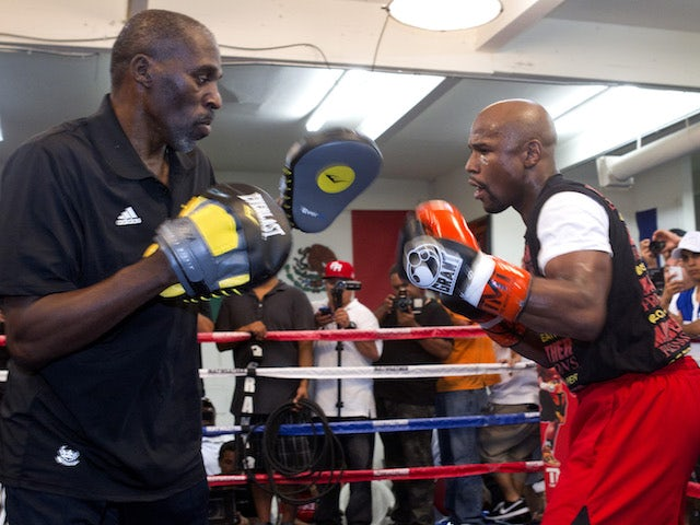 Roger Mayweather, uncle and trainer of Floyd Mayweather, dies aged 58