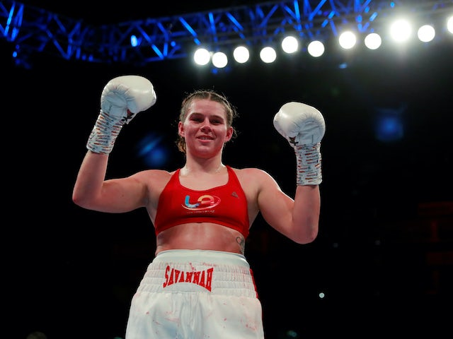 Savannah Marshall's world title fight called off